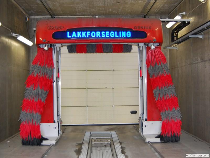 Holta Håland Bilvaskemaskiner